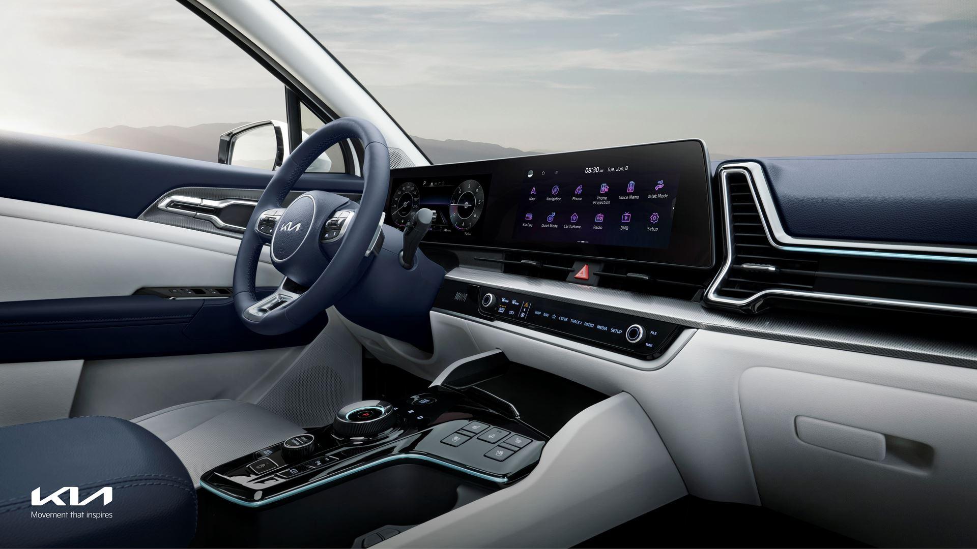 Kia presents all-new Sportage, the ultimate urban SUV - Image 2