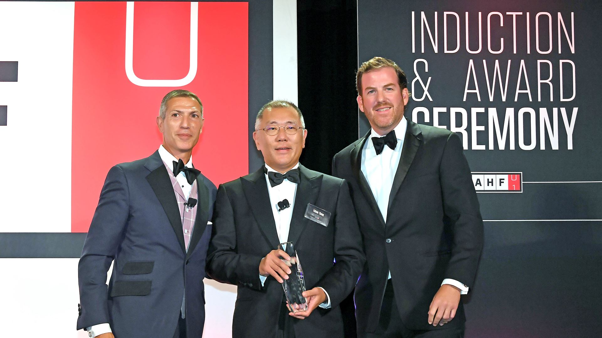 Hyundai Motor Group Honorary Chairman Mong-Koo Chung Inducted Into Automotive Hall of Fame at Official Ceremony - Image 3