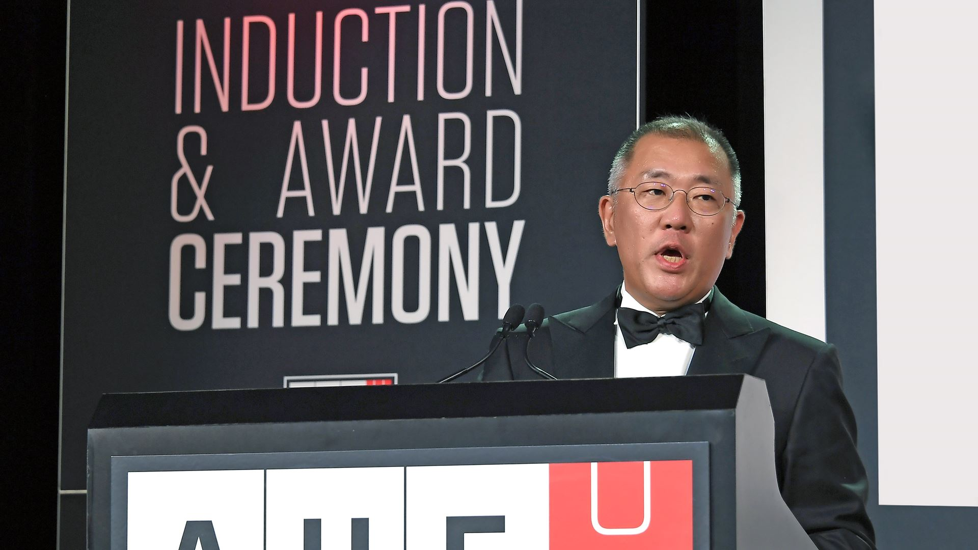 Hyundai Motor Group Honorary Chairman Mong-Koo Chung Inducted Into Automotive Hall of Fame at Official Ceremony - Image 2