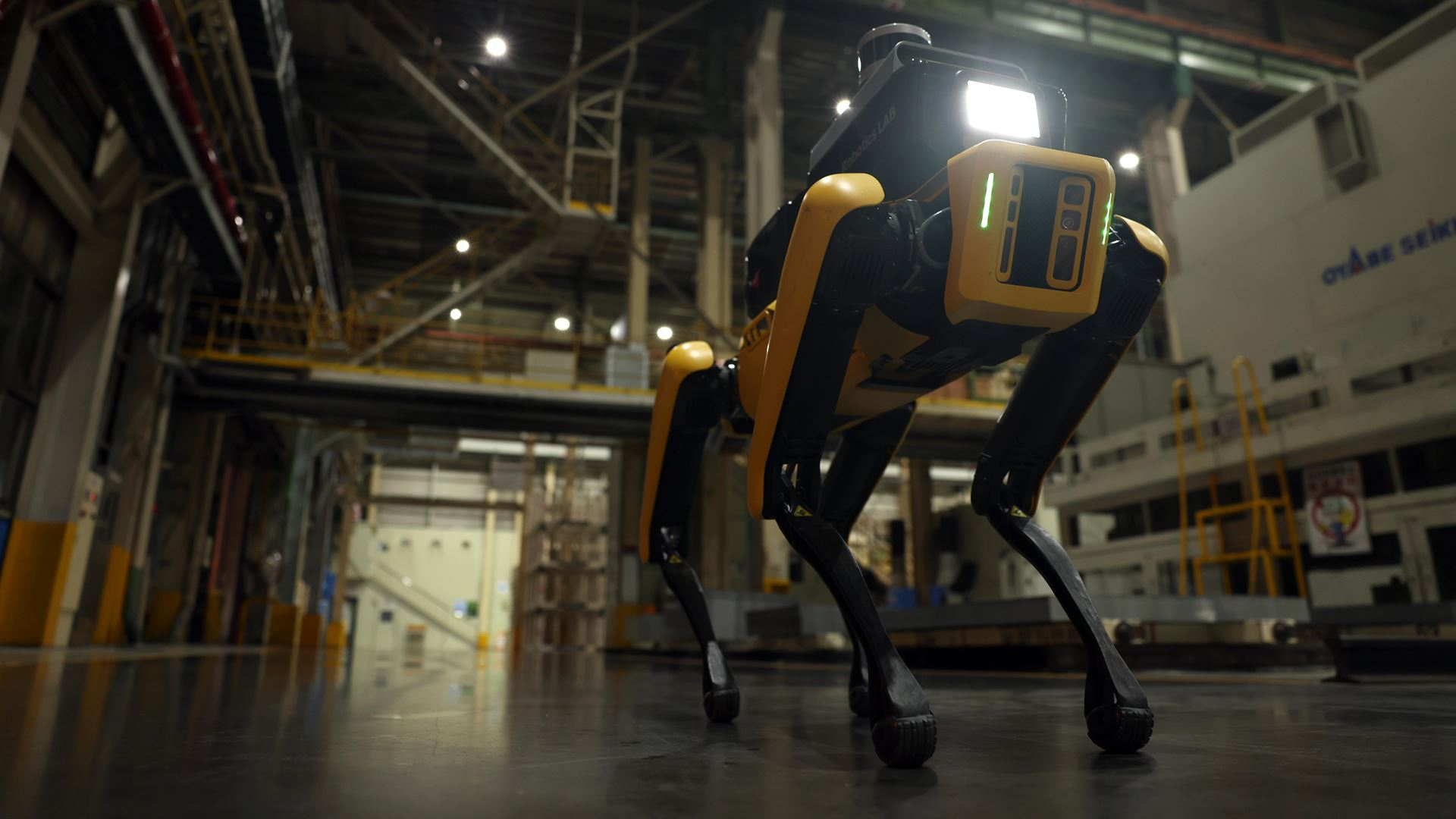 Hyundai Motor Group Launches 'Factory Safety Service Robot', First Project with Boston Dynamics, in Support of Site Safety - Image 3