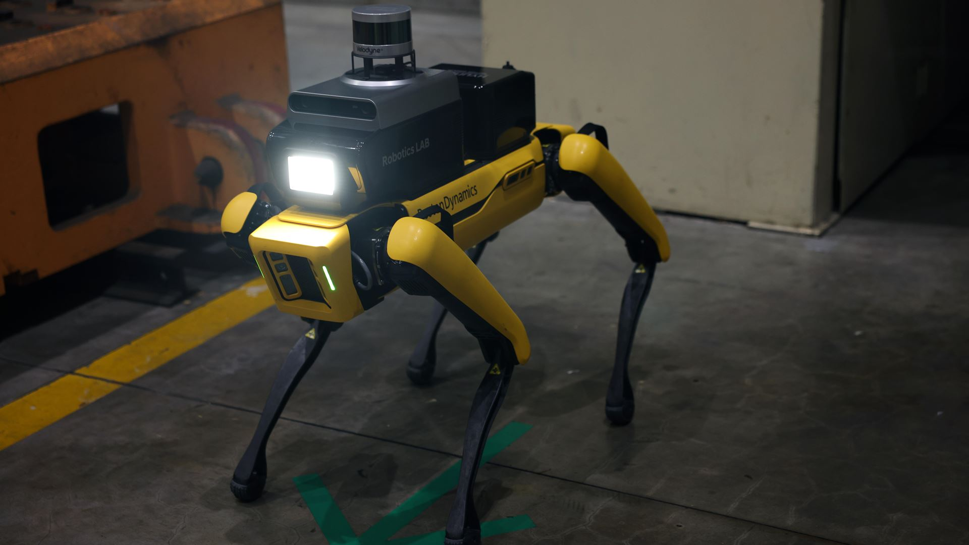 Hyundai Motor Group Launches 'Factory Safety Service Robot', First Project with Boston Dynamics, in Support of Site Safety - Image 2