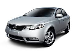 "Kia Forte Awarded ""Top Safety Pick"" by Insurance Institute for Highway Safety"