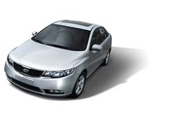 Kia Forte Awarded Edmunds.Com Consumers' Top Rated® Vehicle Award
