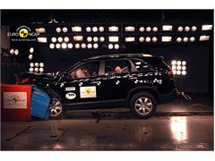 All-New Kia Sorento Awarded 5-Star Euro NCAP Rating