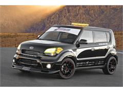 Kia Motors America Debuts Official Soul Safety Car This Weekend