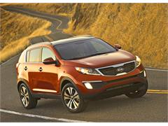 All-New 2011 Kia Sportage Hits The Streets of San Francisco In Style