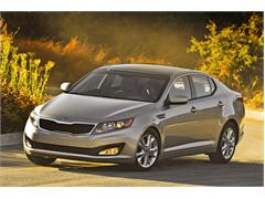"Kia Optima Named ""Most Gorgeous Car Under $20k"" by Esquire"