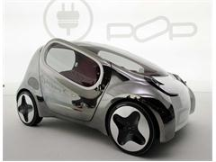Electric Kia POP Concept Debuts at Paris Motor Show- Press Conference Video Available