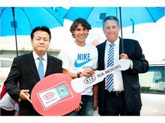 Kia Fleet Helps Keep Australian Open 2011 on the Move