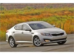 2011 Kia Optima Earns Five-star Crash Safety Rating from National Highway Traffic Safety Administration in the USA