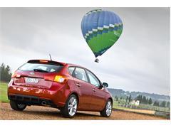 Kia Motors Australia Records 2.71% Market Share in April