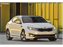"Kia Motors Places Two Vehicles on MSNBC.com's List of ""Ten Most Improved Cars of 2011"""