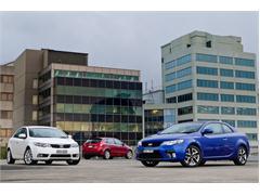 Kia Motors Makes Top Ten After Focussed May