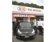 Kia owner jumps the start with all-new Rio