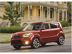 2012 Kia Soul Hits the Backroads of Texas with Plenty of Giddy Up