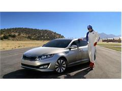 Kia Motors America's Official Spokesperson and Basketball All-Star Blake Griffin Showcases Athletic Prowess and Comedic Style In New Optima Advertising Campaign