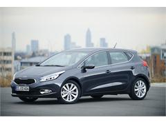 Folksam rates the Kia cee'd the safest small car