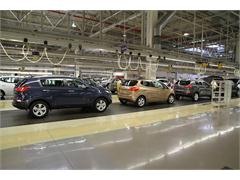 Record Year for Kia's European Production Facility