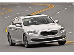 Kia 'Quoris' Flagship Sedan Promises Premium Driving Convenience and Innovative Safety Technologies