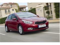 New Generation Kia cee'd Awarded Top Safety Score by EuroNCAP