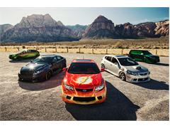 Kia Motors America And DC Entertainment Pull The Silks Off of Four New Justice League-Inspired Machines at SEMA