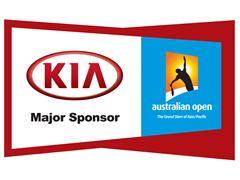 Kia Motors Extends Major Sponsorship of Australian Open Through to 2018