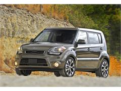 Kia Receives Top-Ten Ranking for Initial Quality in 2013 J.D. Power and Associates Study