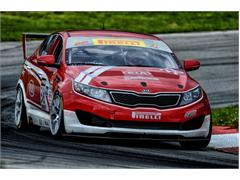 Kia Racing Chases Championship in Wine Country as Sonoma Raceway Hosts Penultimate Round of 2013 Pirelli World Challenge Season