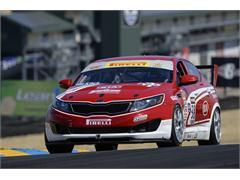 Kia Racing in Hot Pursuit of Pirelli World Challenge Championship in Suspenseful Season Finale at Houston Grand Prix