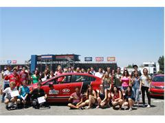 Kia Motors America and B.R.A.K.E.S. Teen Pro-Active Driving School Expand Complimentary Hands-On Defensive Driving Program to New Cities in 2013