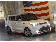 "Kia Motors America Releases 2014 ""Red Zone"" Special Edition Soul"