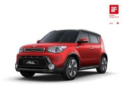 New Kia Soul wins iF Product Design Award
