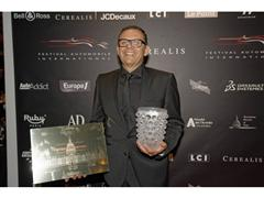 'Grand Prix' design award for Kia's Peter Schreyer