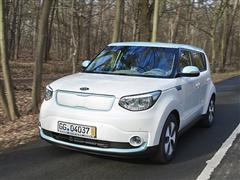 Advanced battery pack for Kia Soul EV