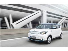 Kia Motors shows Soul EV and next-generation hybrid powertrain at Geneva Show - New Video Available