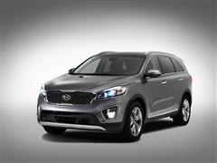 Kia reveals first official photos of third generation Sorento