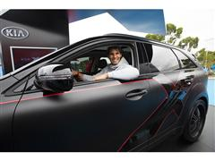 Kia cars to drive success of Australian Open 2015