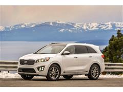 Kia Sorento scores win at AJAC Canadian Car of the Year Awards