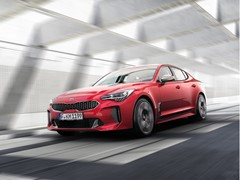 New Kia Stinger claims more prestigious industry awards