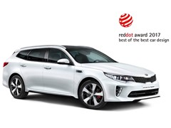 2017 Red Dot Awards: triple victory for Kia design