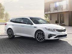 New powertrains and fresh design for Kia Optima