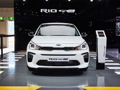 Kia Rio GT Line makes debut in Geneva
