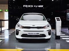 Kia Rio GT Line makes debut in Geneva