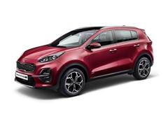 Kia unveils upgraded Sportage with diesel mild-hybrid powertrain, new technologies and fresh design