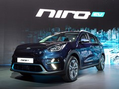 Kia reveals all-electric Niro EV at Busan Motor Show