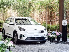 All-electric Kia Niro EV crossover now on sale in Korea