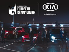 Kia enters Esports Arena as League Of Legends European Championship Sponsor