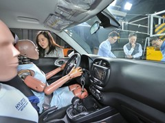 Hyundai Motor Group Introduces World's First  Multi-collision Airbag System