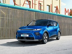 All-electric Kia e-Soul to make European debut in Geneva with more power, driving range and technology