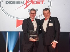 Hyundai Motor Group's Luc Donckerwolke Presented with DESIGNBEST Award